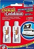 Parodi & Parodi Dekal Decalcifiante Ferro da Stiro a Caldaia 2 Dosi, Tessuto, Bianco, 12x16x2 cm, 2 unità