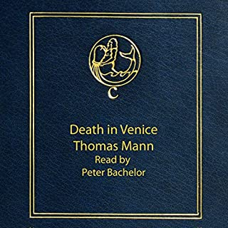 Death in Venice cover art