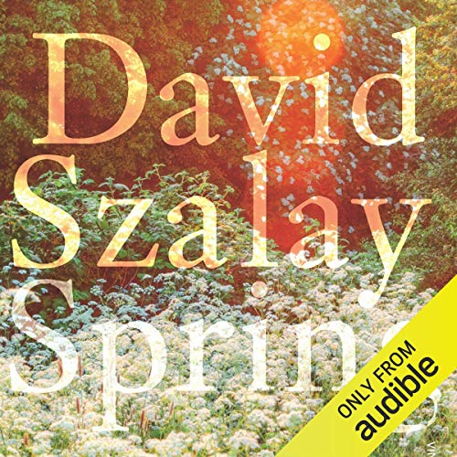 Spring audiobook cover art