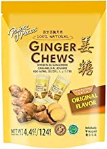 Prince of Peace 100% Natural Ginger Candy, 3 PAK - 3 X 4.4oz (3 x 125g)
