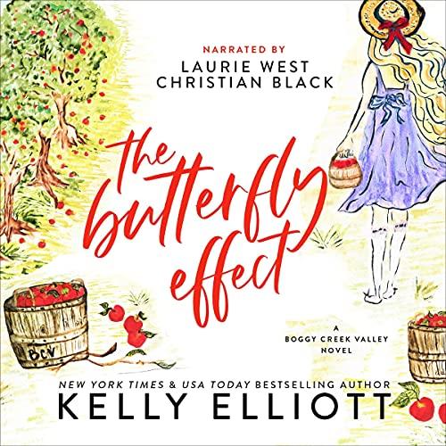 The Butterfly Effect Audiobook By Kelly Elliott cover art