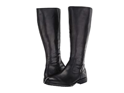 Born North (Black Full Grain Leather) Women