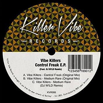 Control Freak EP (incl. DJ W!LD Remix)