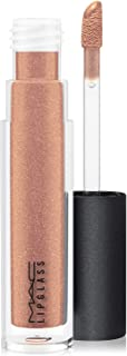 MAC Lipglass Lip Gloss Oh Baby for Women, 0.17 Ounce