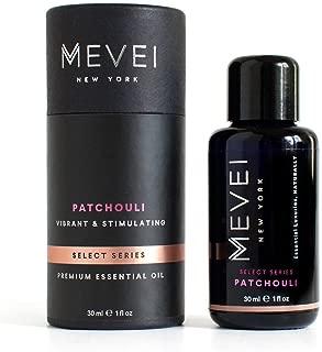 MEVEI | PATCHOULI Luxury Essential Oil - Provocative & Sensual | 100% Pure & Natural (1 fl oz/30 ml)