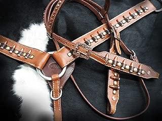 belt headstall and breastcollar