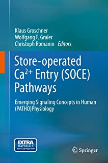 Store-operated Ca2+ entry (SOCE) pathways: Emerging signaling concepts in human (patho)physiology
