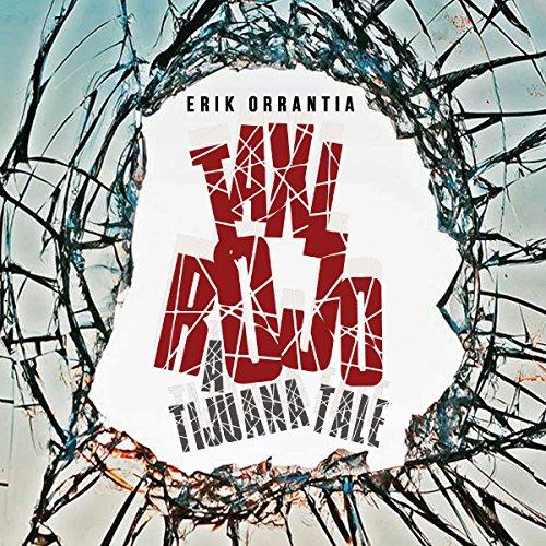 Taxi Rojo: A Tijuana Tale audiobook cover art