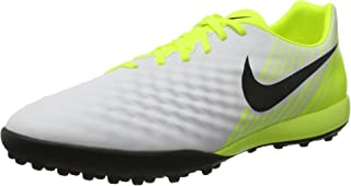 Magista Onda II TF White/Black/Volt/Pure Platinum Men's Shoes