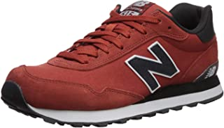 Men's 515 V1 Sneaker, Mars red/Iron Oxide/Magnet, 18 4E US