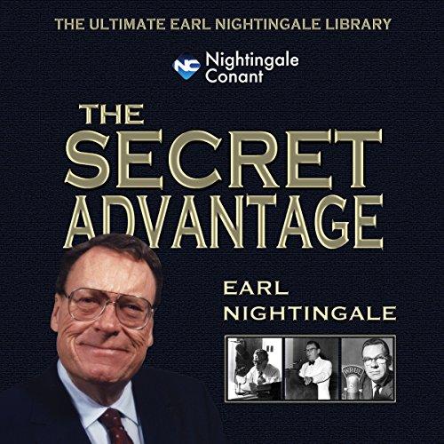 The Secret Advantage cover art