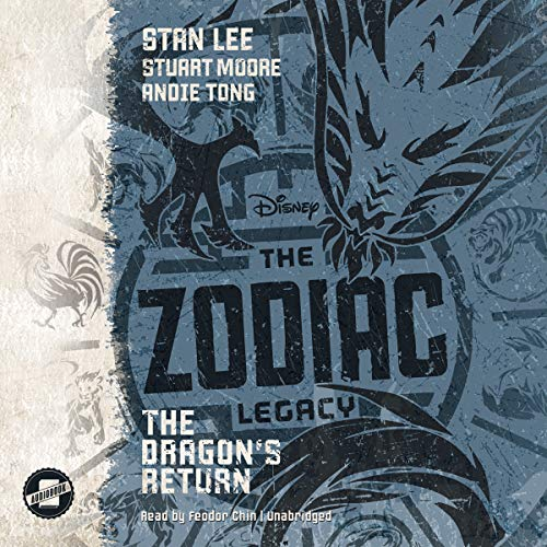 The Zodiac Legacy: The Dragon's Return cover art