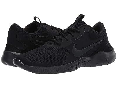 Nike Flex Experience Run 9 (Black/Dark Smoke Grey) Men