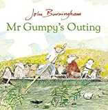 Mr Gumpy's Outing, book, book cover, picture book, John Burningham