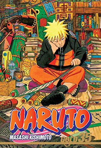 Naruto Gold Volume 35