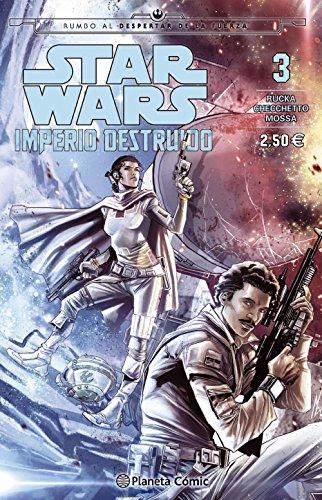 Star Wars Imperio destruido (Shattered Empire) nº 03/04 (Star Wars: Cómics Grapa Marvel)