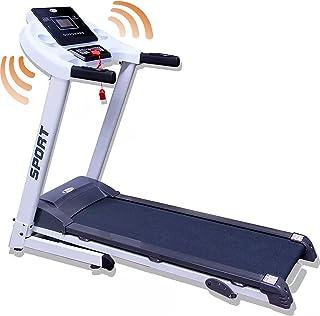 CENTURFIT Caminadora Electrica 2Hp Motor Plegable Gym Inclinacion Manual Walk Pantalla LED 12 Programas Caminadora Electri...
