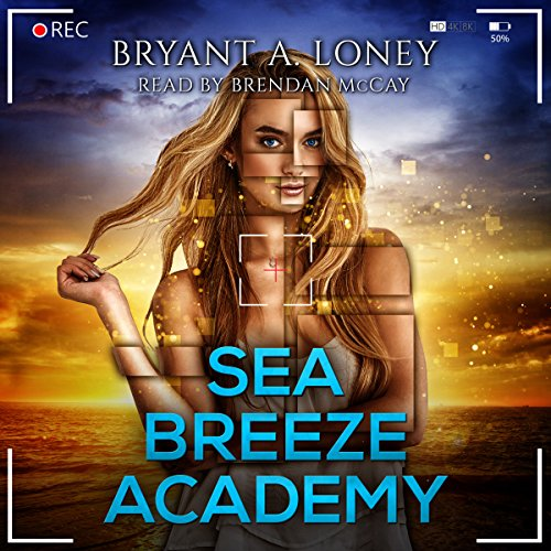 Sea Breeze Academy audiobook cover art