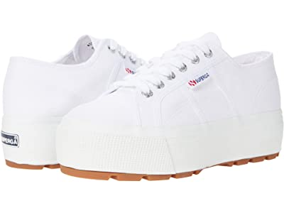Superga 2790 Tank COTW Sneaker (White) Women