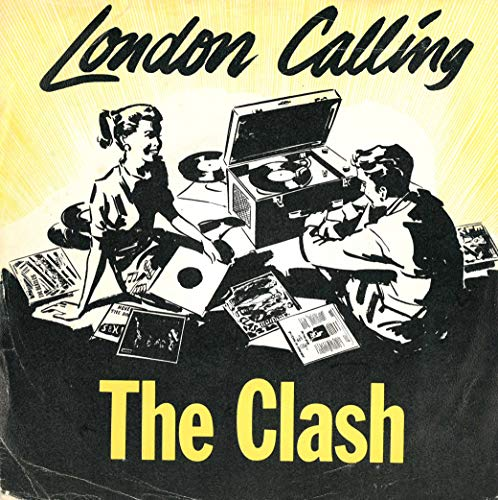 The Clash / London Calling And Armagideon Time
