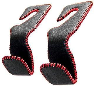 Auto opslag Hooks Back Seat hoofdsteun Hanger, Universal Car Handbag Hooks, Multifunctionele Heavy Duty opslag haken voor ...