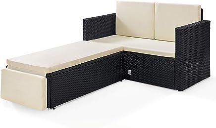 Suchergebnis auf Amazon.de für: rattan lounge sofa 2sitzer: Garten