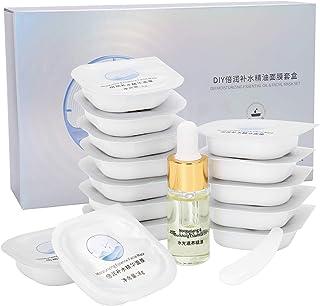 Serum hydraterend masker, etherische oliemasker, water vasthouden, huidhydratatie verbeteren, de huid effectief voeden, on...