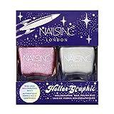 Holler Graphic - Nail Polish Duo Set (2 x 14ml)...