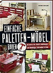 palettenm bel m bel aus paletten mit eigenen h nden. Black Bedroom Furniture Sets. Home Design Ideas