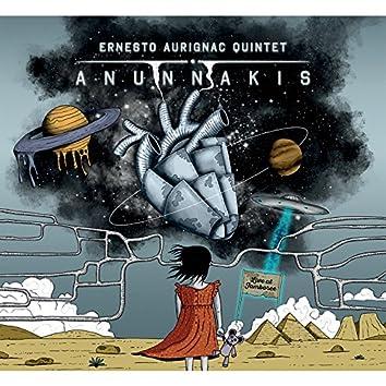 Ernesto Aurignac Quintet. Anunnakis