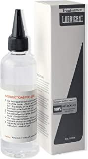 100% Silicone Treadmill Belt Lubricant, Easy to Apply Formulated to Work with a Wide Range of Walking and Running Treadmills, Odorless and Non-Toxic