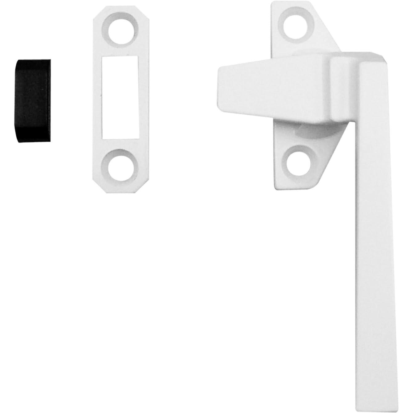 Prime-Line Products H 3821 Off-Set Base Casement Locking Handle, White