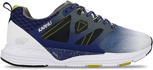 KARHU - Hauszapatos de Running de Sintético para Hombre azul Twilight azul Citronelle 42.5 EU