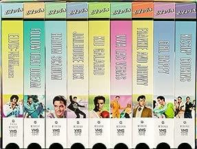 Elvis Presley Collector Set 1 VHS