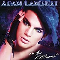 For Your Entertainment by Adam Lambert (2009-11-23)