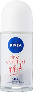 Nivea Deo Roll-On Dry Comfort, 50 ml