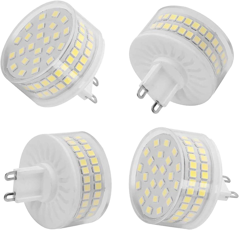 LONG-X 4 Pack G9 新作 人気 LED Light 春の新作シューズ満載 B Equivalent Halogen 10W 100W Bulb