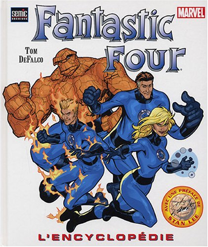 Fantastic Four : L'encyclopédie
