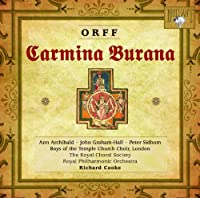 Carmina Burana by C. ORFF (2009-09-29)