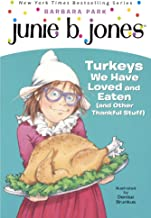 Turkeys We Have Loved And Eaten (And Other Thankful Stuff) (Turtleback School & Library Binding Edition) (Stepping Stone B...