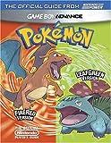 Official Nintendo Pokémon FireRed Version & Pokémon LeafGreen Version Player's Guide