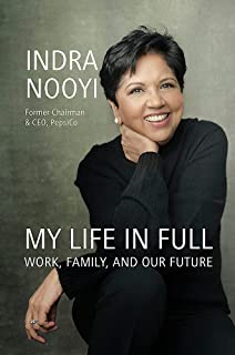 My Life in Full: Work, Family and Our Future