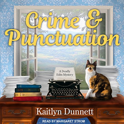Crime & Punctuation audiobook cover art