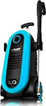 Power Pressure Washer NXG-2200 PSI 1.76 GPM Electric 14.5Amp BRUSHLESS Induction Technology | The Next Generation of Pressure Washer | 4X More Lifespan | Ultra Low Sound (Blue)
