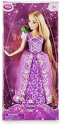 Disney Store 2016 Rapunzel Classic Doll with Pascal Figure - 12 by Disney