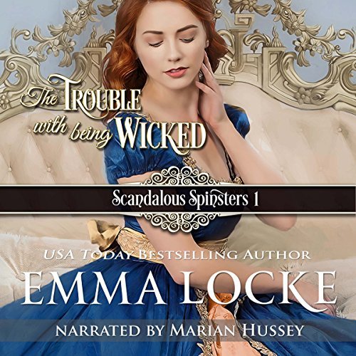 The Trouble with Being Wicked cover art
