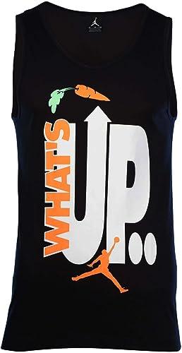 Nike Hommes& 39;s Jordan AJ VII WB Hare Tank Top