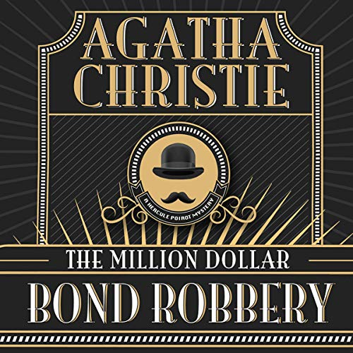 The Million Dollar Bond Robbery cover art