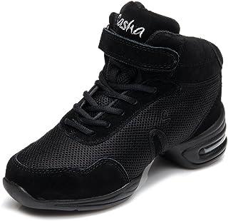 Zapatillas de Baile de Jazz Modernas Zapatillas de Deporte Zapatillas Deportivas,Modelo ESB60