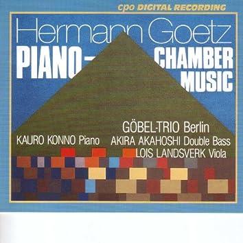 Goetz: Piano Chamber Music